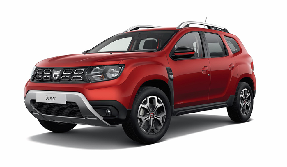 Duster Techroad